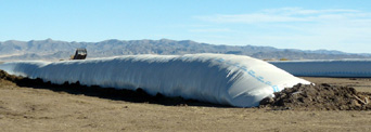 silage long bag